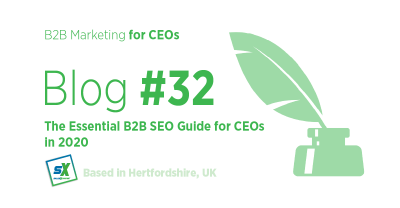 The Essential B2B SEO Guide for CEOs and Directors in 2020