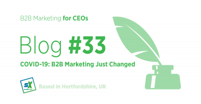 COVID-19: How you will be forced to rethink new business marketing?