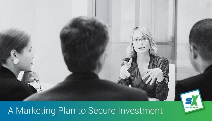An Investment Marketing Plan: For Business Development, Venture Capital or Private Equity