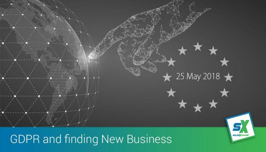 Finding New Business in spite of GDPR and Data Protection