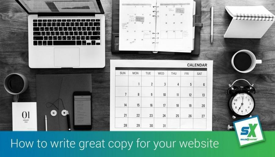 How to write great B2B Marketing copy for your website and attract more visitors