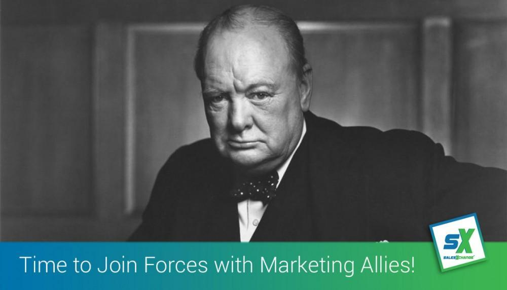 Now is the time to join forces with marketing allies