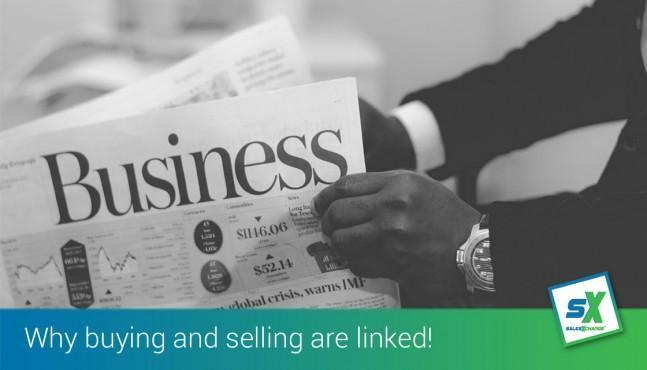 Why buying and selling are linked to our marketing future